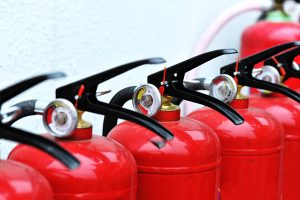 fire extinguisher training London