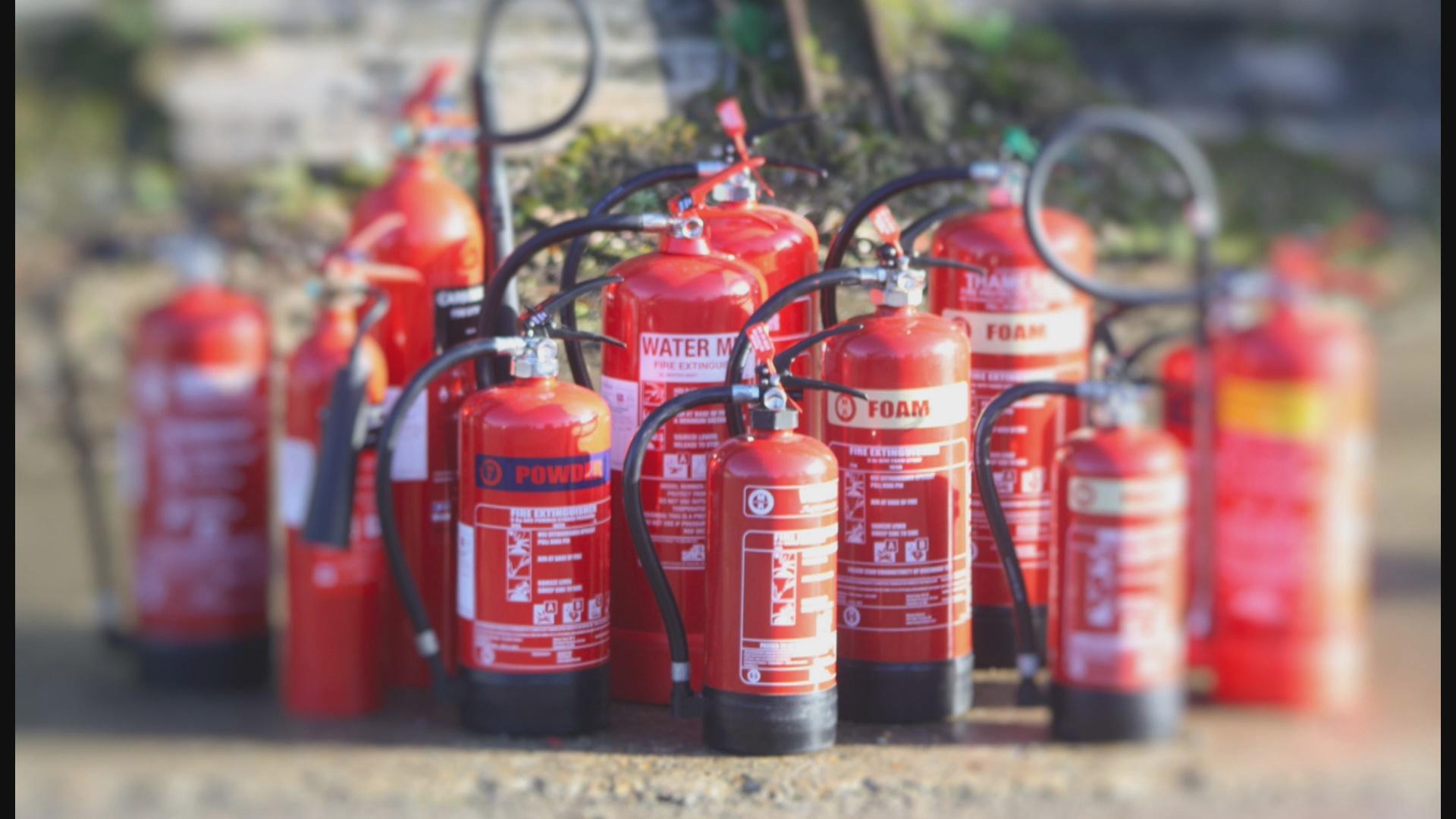 extinguisher training London options