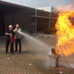 Fire marshal training London 17th July 2018