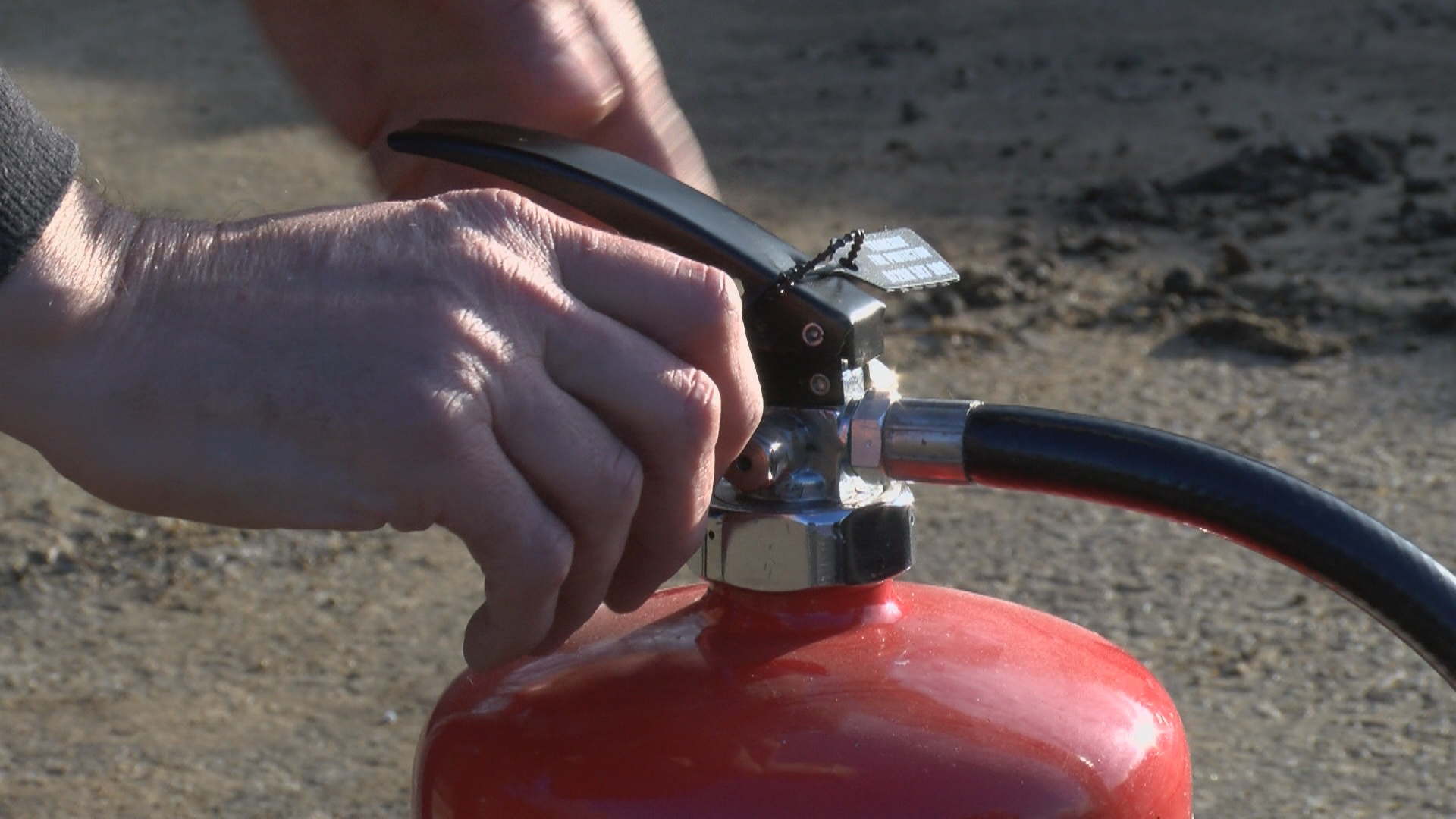 extinguisher training South London