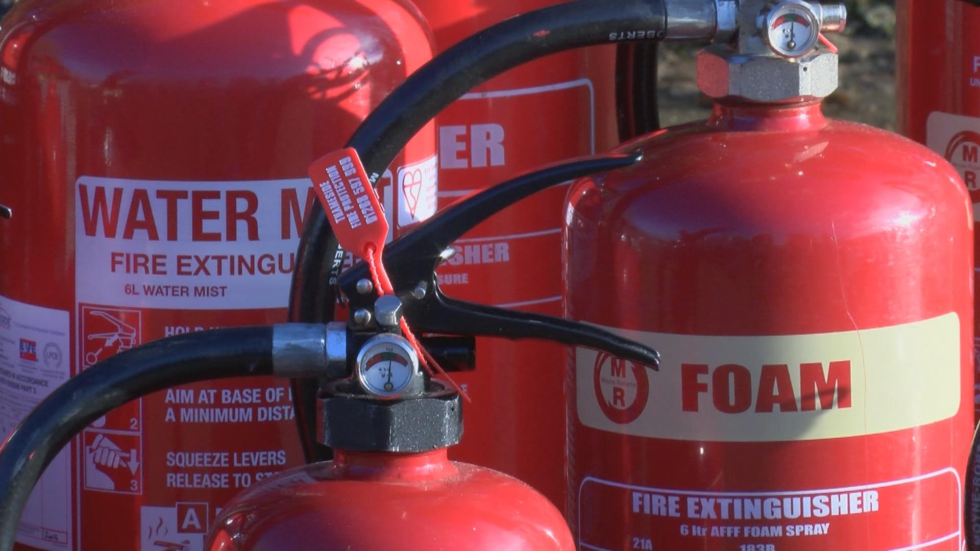 extinguisher courses London