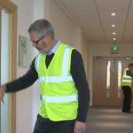 Fire safety checks - fire doors