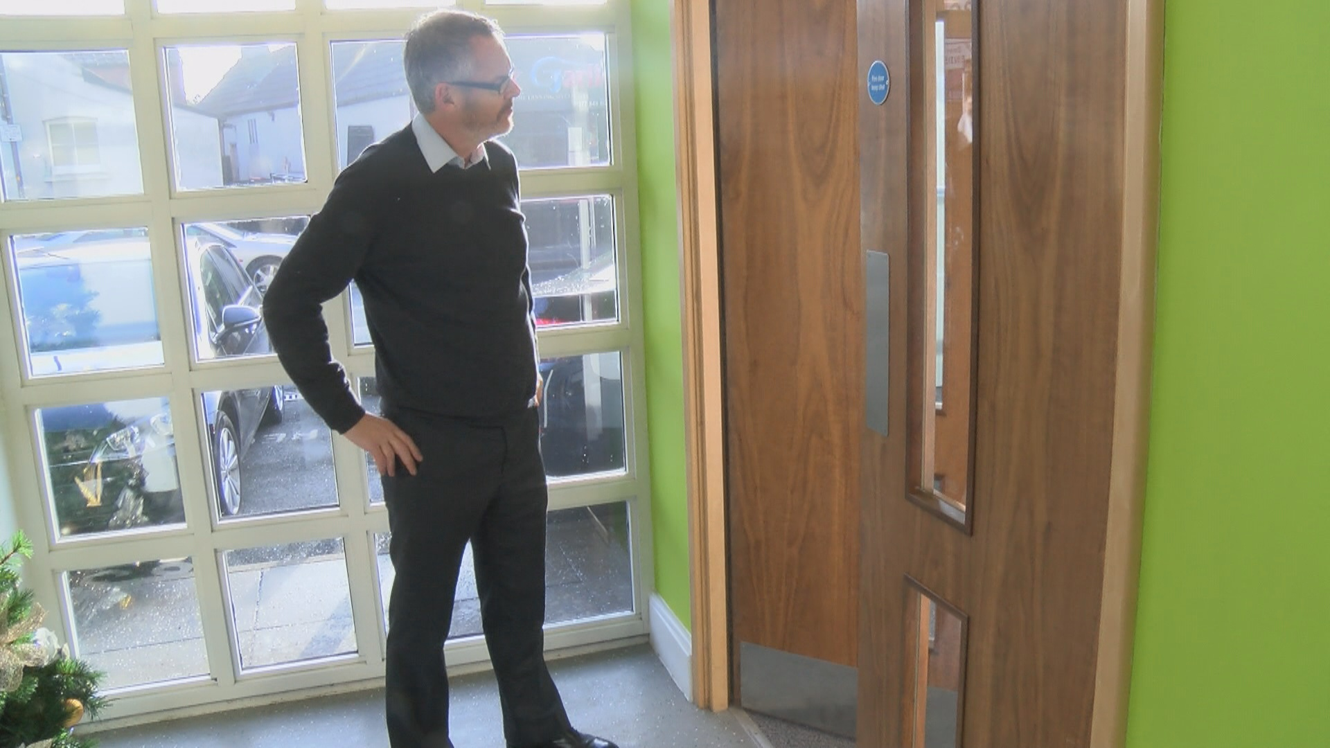 Fire door surveys
